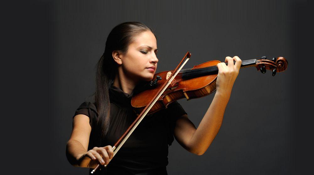Уроки скрипки с нуля