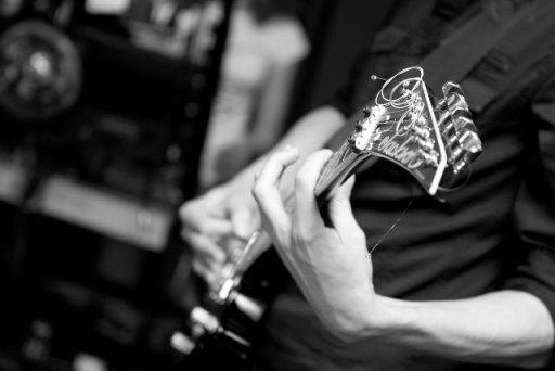 Педагог гитары Москалов Олег