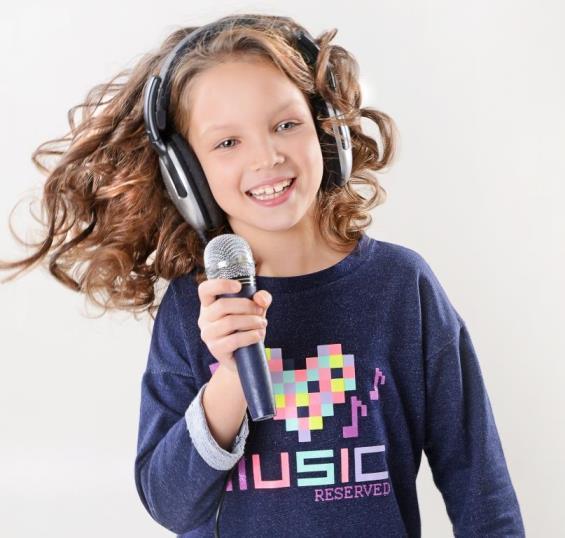 Уроки вокала для детей в Москве